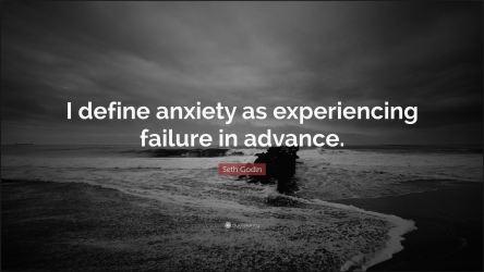 Define anxiety