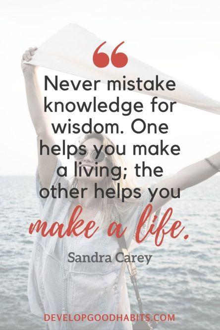 Make a living make a life